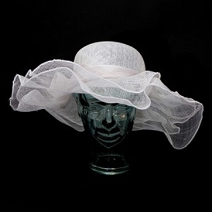 Ivory Hilda Hat - for women