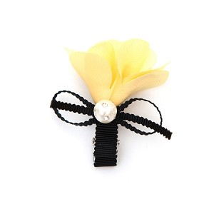 Canary Melissa Hair Clip - for all ages