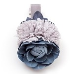 Serenity Blue Anna Hair Clip - for all ages