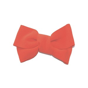 Orange April Hair Clip - for girls
