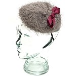 Gray Audry Topi - for teens and women