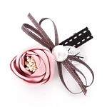 Blush Bloom Hair Clip - for all ages