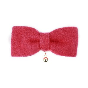 Raspberry Bowe Hair Clip - for girls and boys