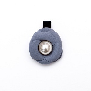 Gray Coco Hair clip - for all ages