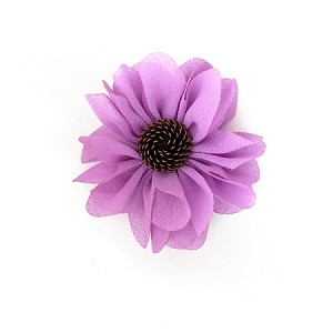 Lavender Emma Hair Clip - for all ages
