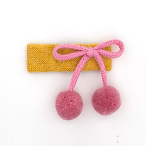 Yellow Estella Hairclip - for girls