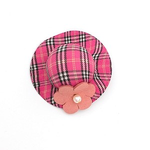 Pink Emily Hair Clip - for girls