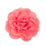 Pink Coral Josette Hair Clip - for all ages