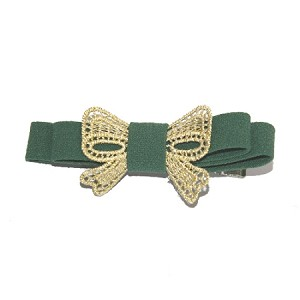 Fern Green Lucy Hair Clip - for girls