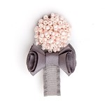 Gray Garden Marilyn Hair Clip - for all ages