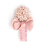 Pink Rose Marilyn Hair Clip - for all ages