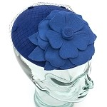 Royal Blue Meg Hat - for women