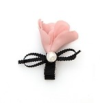 Rose Melissa Hair Clip - for all ages