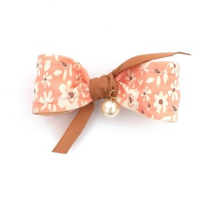 Dusty Pink Mia Hair Clip - for all ages