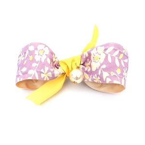 Lilac Mia Hair Clip - for all ages