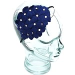 Royal Blue Nishi Headband - for women
