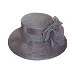 Gray Rebecca Hat - for women