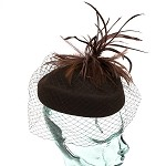 Espresso Sarah Hat - for women