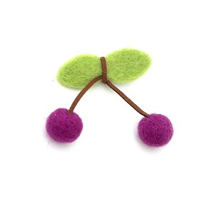 Boysenberry Sherry Hair Clip - for kids