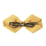 Goldenrod Simone Hair Clip - for all ages