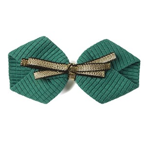 Sea Green Simone Hair Clip - for all ages